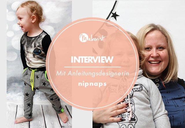 Unsere Designer für Anleitungen im Interview: nipnaps