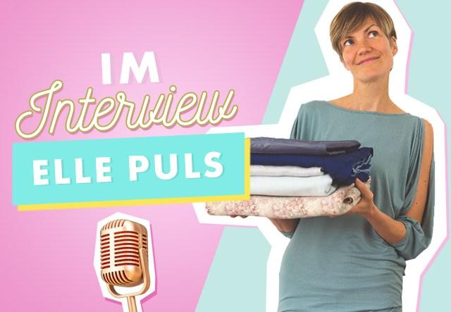 Im Interview: Makerist Designerin Elle Puls