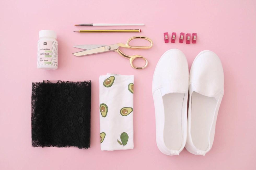 Makerist-DIY-Schuhe-mit-Stoff-bekleben-1-1