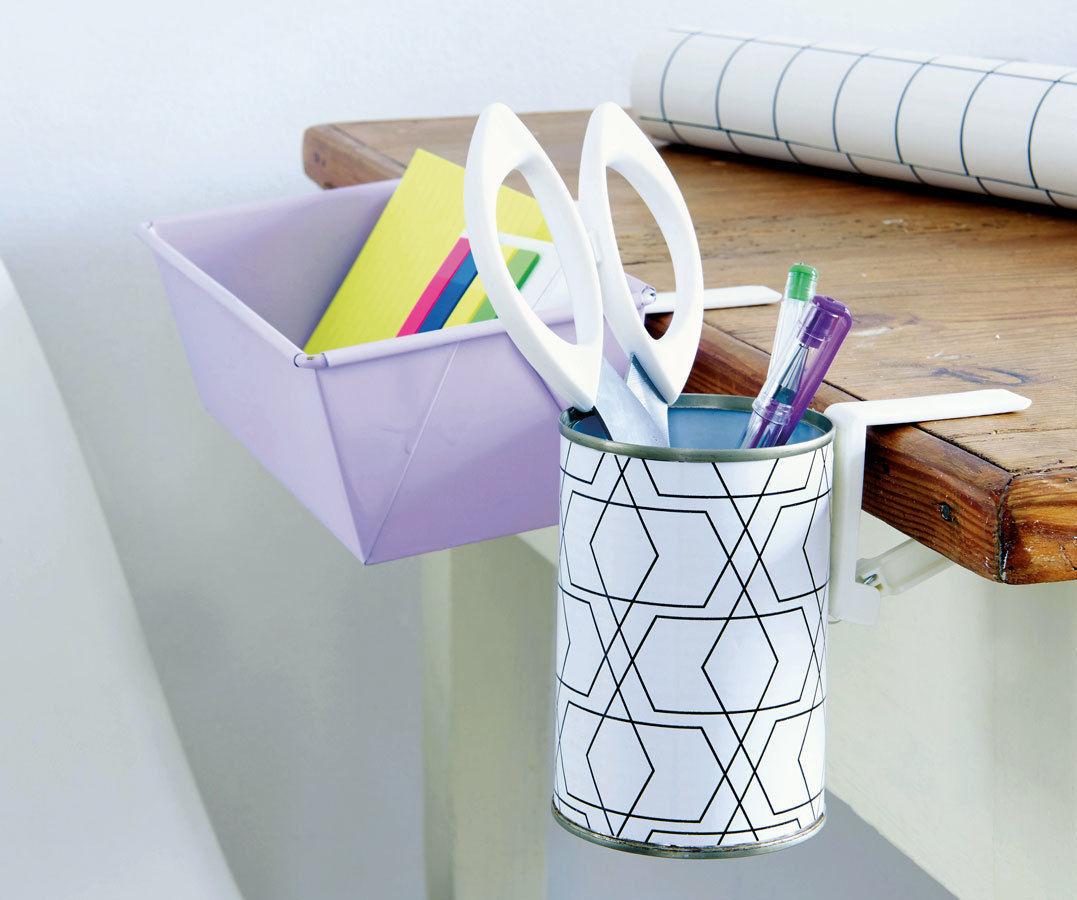 Makerist-Basteln-mit-Kindern-50-DIY-Projekte-Schreibtisch-Utensilo-1