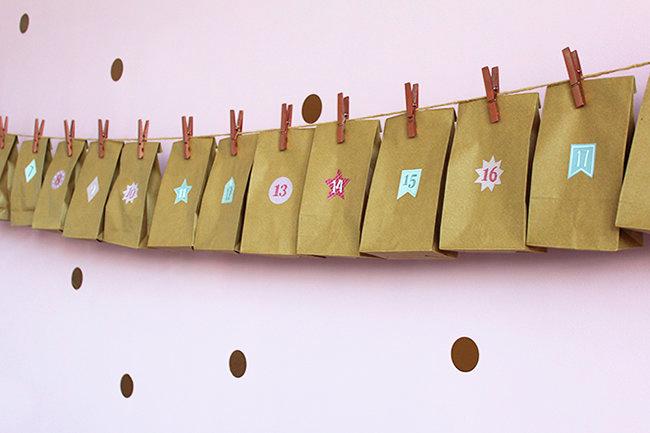 Makerist-Adventskalender-selbermachen-19-DIY-Projekte-Papiertüten