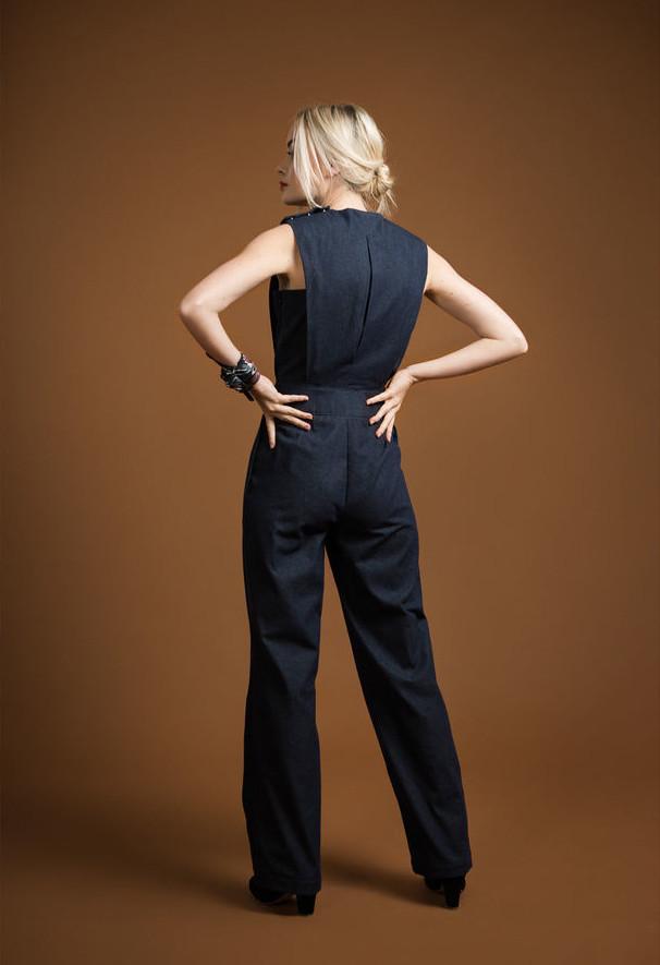 Makerist-Festliche-Kleidung-für-die-Feiertage-selber-nähen-19-Anleitungen-mit-Schnittmuster-Acacia Jumpsuit