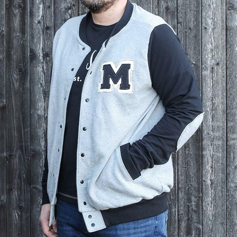15-Cardigans-und-Übergangsjacken-selber-nähen-15-Basics-für-den-Kleiderschrank-Collegejacke-Männer