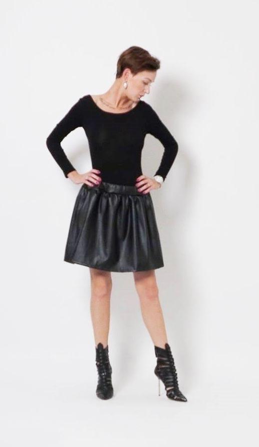 Makerist-Röcke selber nähen-Schnittgeflüster-Lady-Shu-Shu-Rock