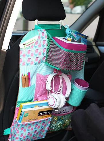 27-Last-Minute-Weihnachtsgeschenke-zum-Selbermachen-Autositz-Organizer