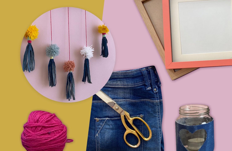 Makerist-DIY-Trends-2021-Upcycling-DIYs-aus-Jeans
