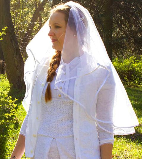 Makerist-DIY-Hochzeit-21-tolle-Anleitungen-und-Ideen-Schleier