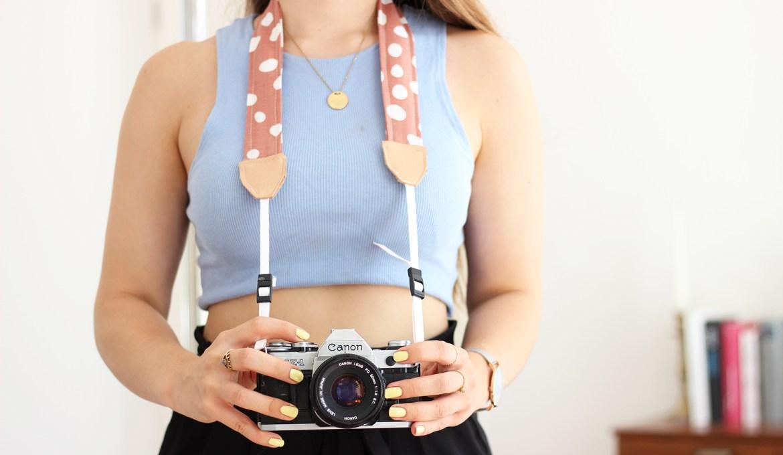 Kameraband-naehen