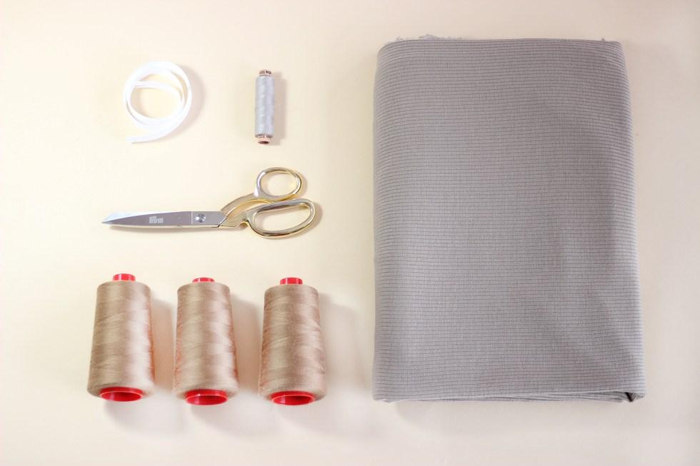 Culotte-naehen-Materialien
