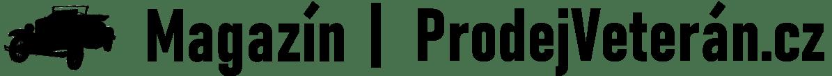 Magazín | ProdejVeterán.cz