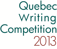 Quebec Writing Competition Submission Manager