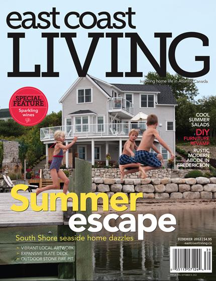East Coast Living, Summer 2012