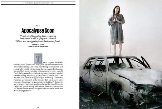 """Apocalypse Soon,"" by Sam Weber, The Walrus"