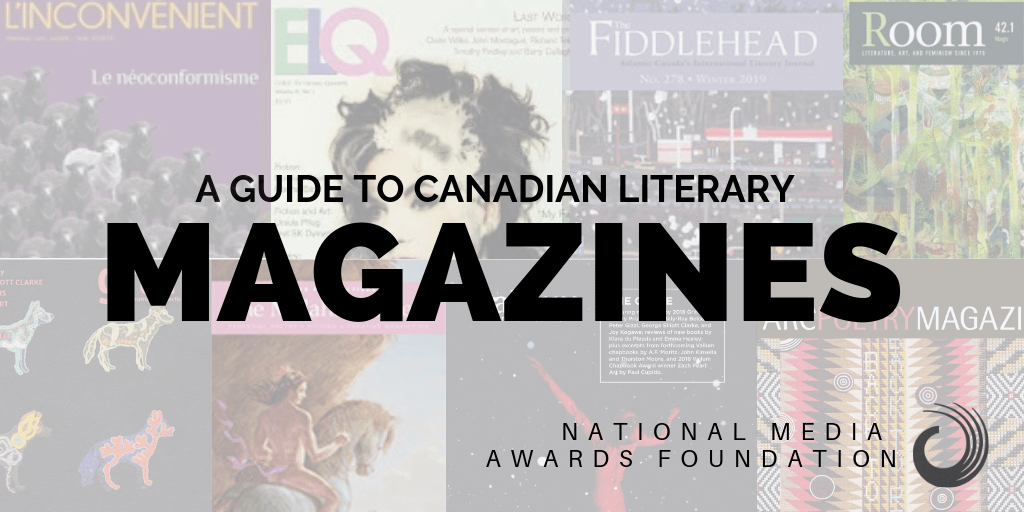 A Writer's Guide to Canadian Literary Magazines & Journals