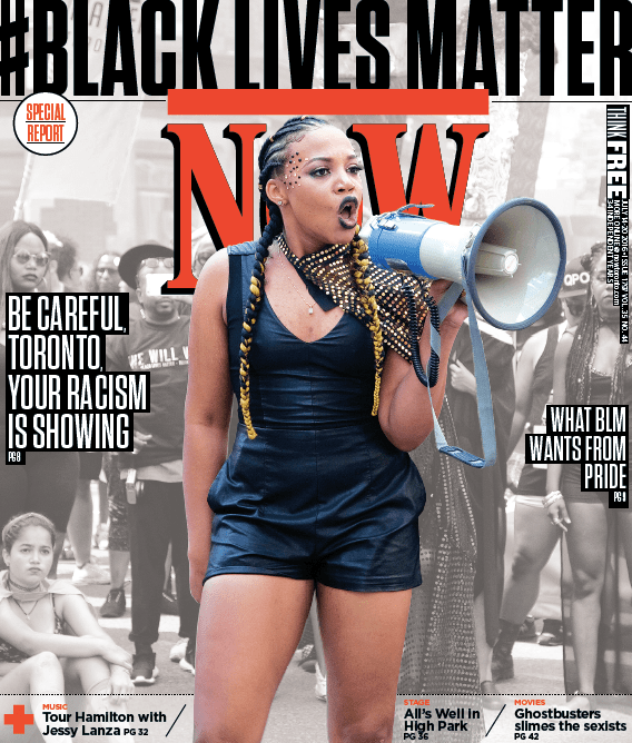 Black Lives Matter NOW Magazine Troy Beyer, art director Enzo DiMatteo, editor Ethan Eisenberg, photographer
