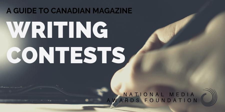 Guide to Canadian Literary Magazines – National Magazine Awards