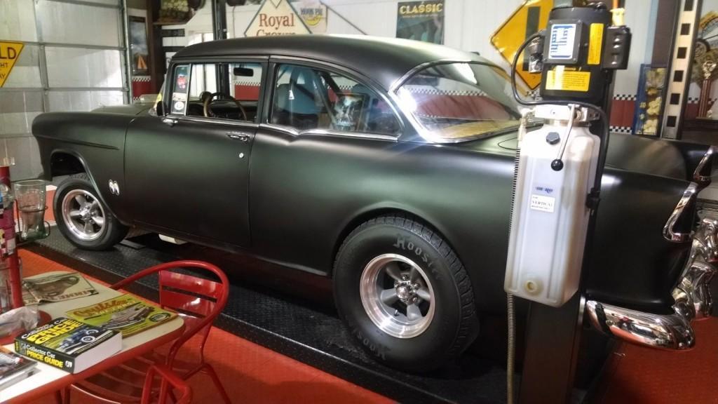 1955 Convertible Chevy Bel Air