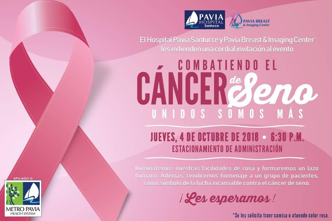 Combatiendo el cáncer de seno… unidos somos más - Magazine-PR ...