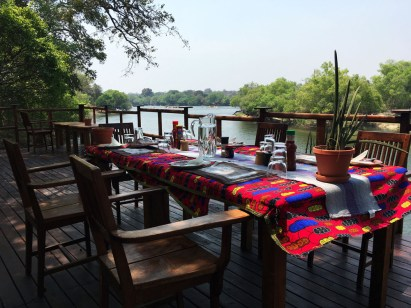 © Kafue River Lodge