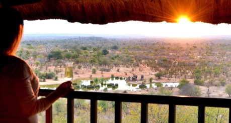 © Victoria Falls Safari Lodge