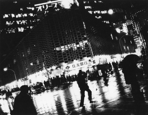 From Night Crawler 1995, 2010.    Courtesy of Takehiko Nakafuji    Zen Foto Gallery