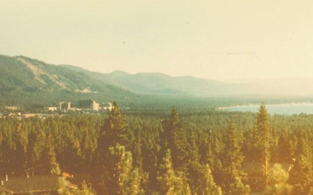 Stateline, Nevada, early 1980s. Photo: Courtesy of Chris Ronay