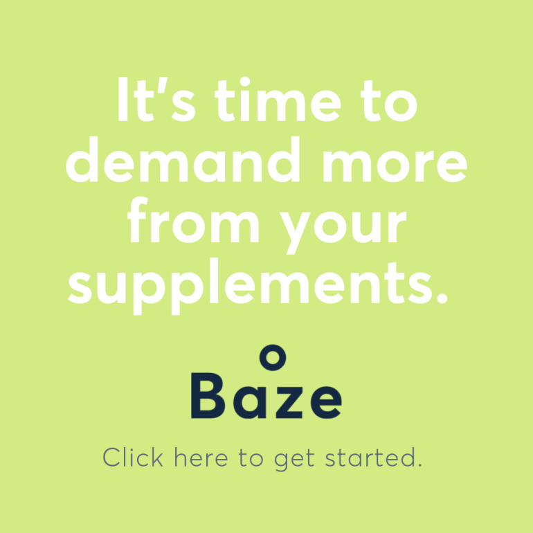 It's time to demand more from your supplements.