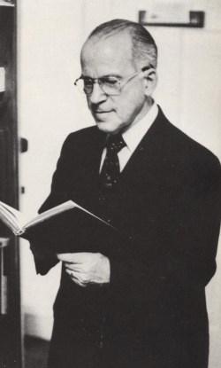 Dr. Charles Y. Furness, 1979