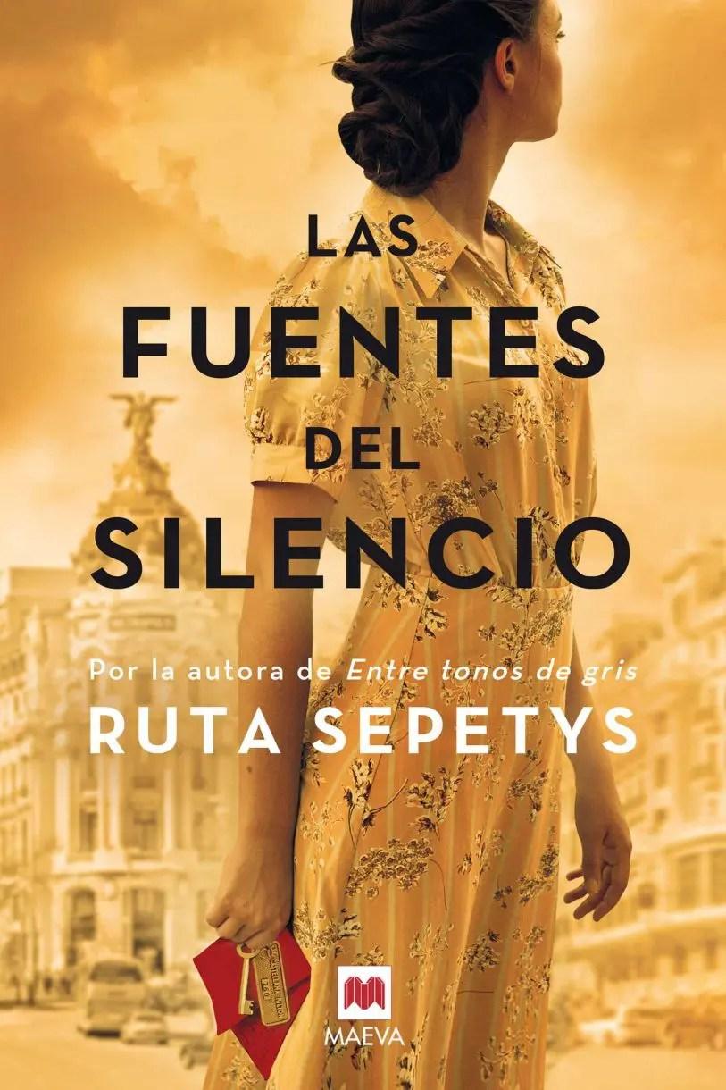 Libro Las fuentes del silencio