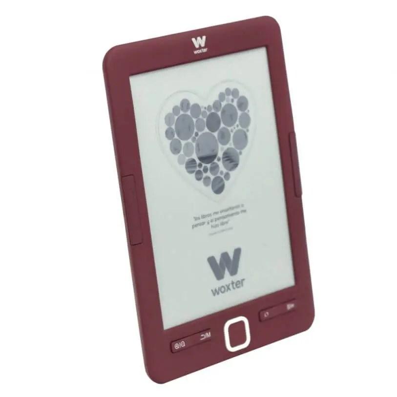 Libro Woxter Scriba 195 Rojo