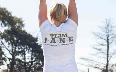 We're on Team Jane | Image courtesy of GI Jane