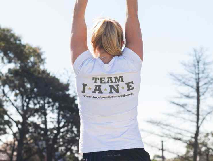 We're on Team Jane | Image courtesy of GI Jane