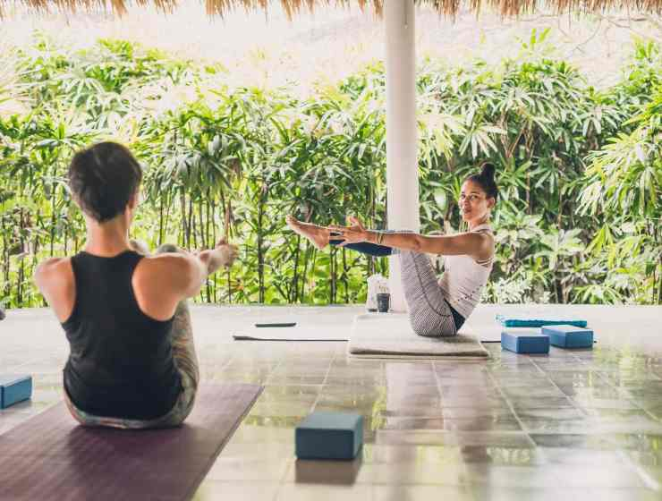 Saffron Fitton Yoga Teacher The Chillhouse Bali