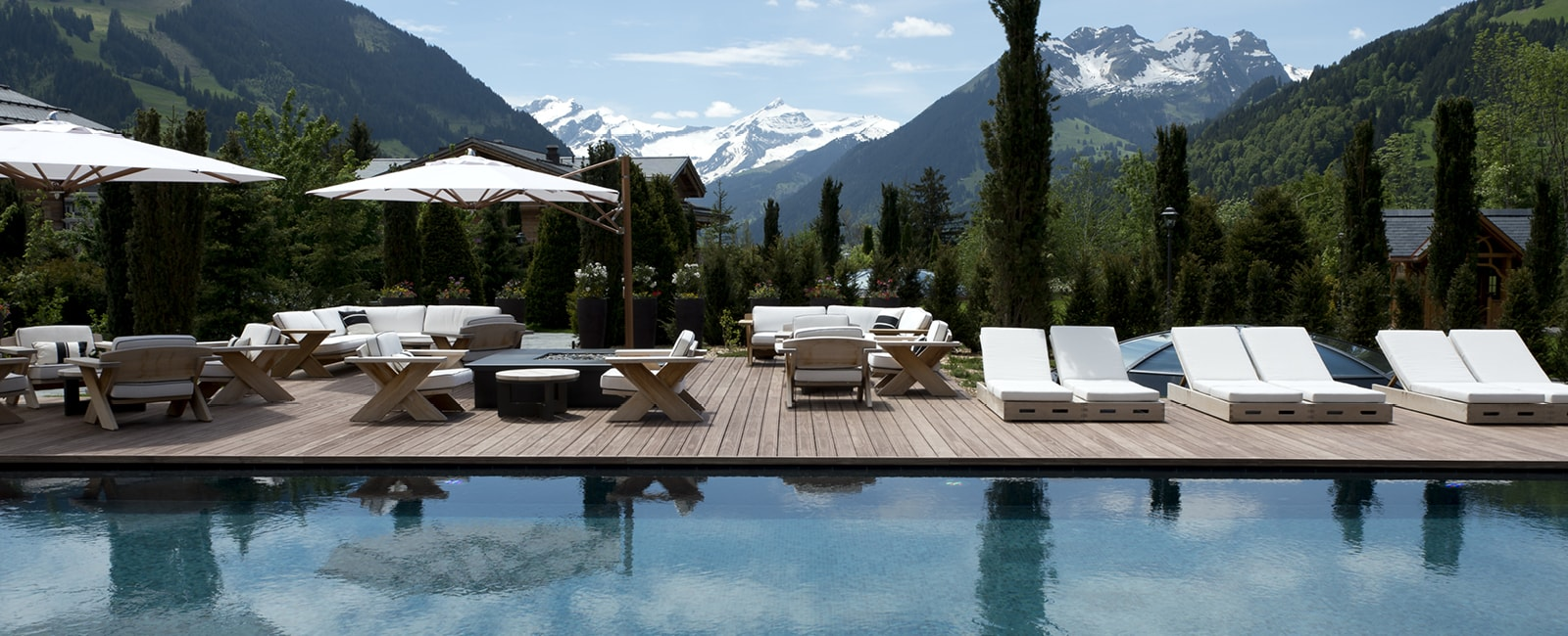 The Alpina Gstaad swiss resort spa