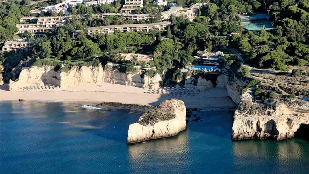 Vilalara Thalassa Resort Portugal wellness resort