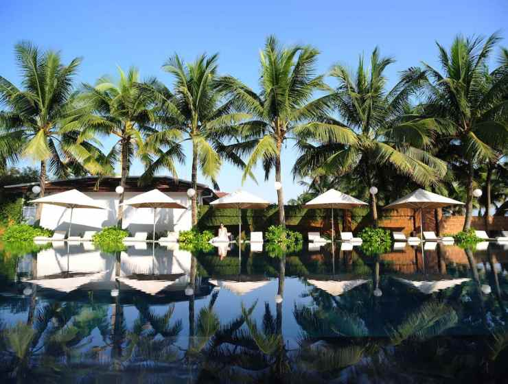 Fusion Maia wellness retreat vietnam