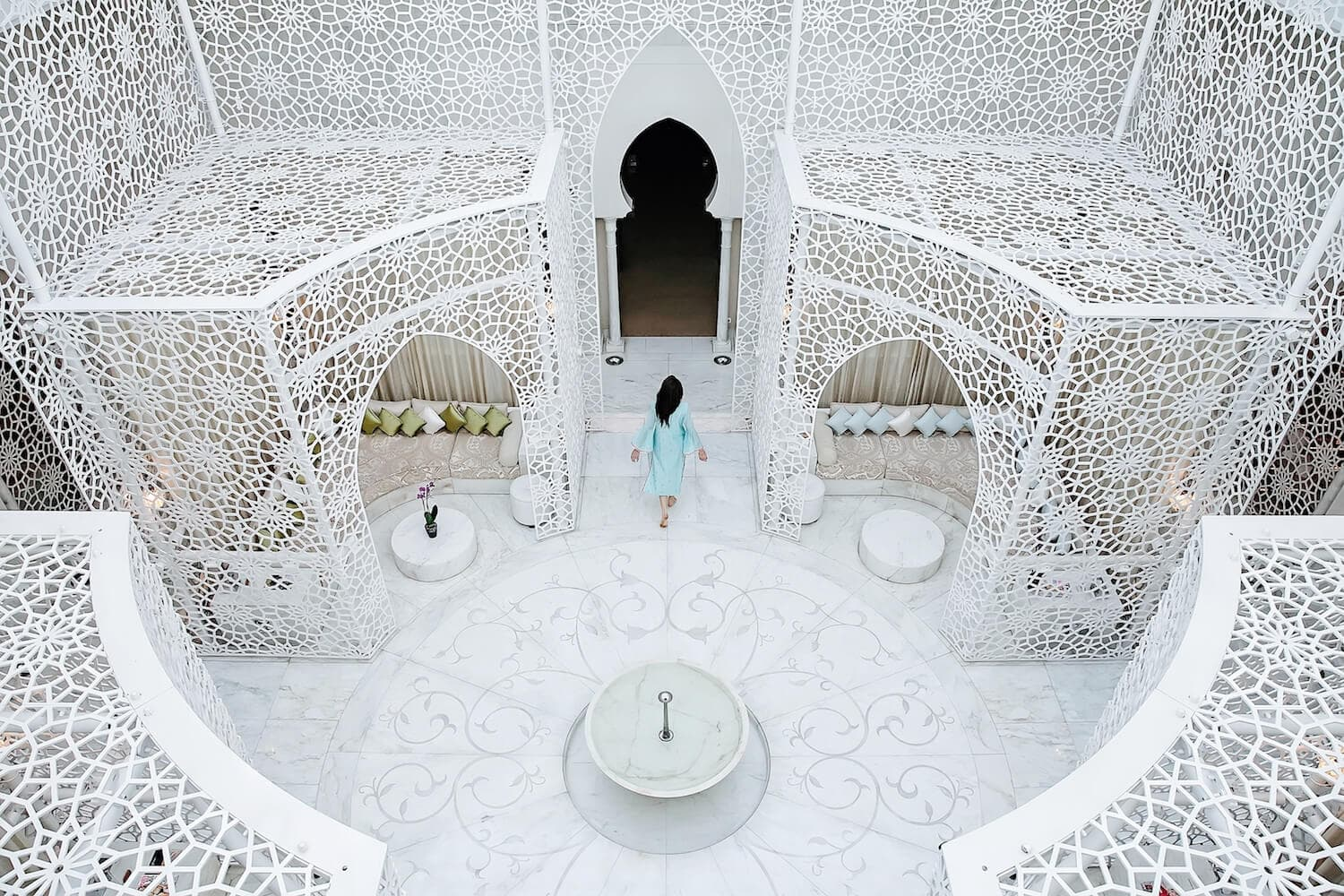 marrakech wellness guide, royal mansour wellness spa marrakech africa
