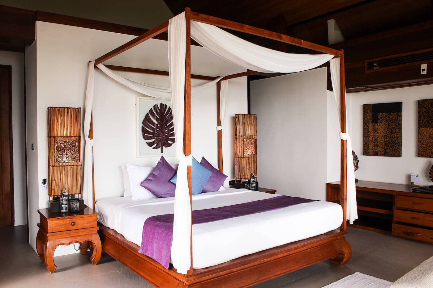 Chai Talay Estate Koh Samui, wellness retreats in thailand luxury wellness retreats