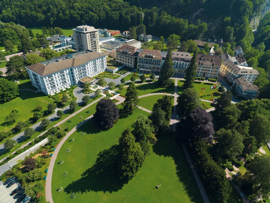 Grand Resort Bad Ragaz, swiss wellness retreats, medical wellness retreats