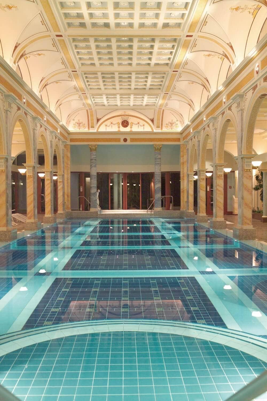 Grand Resort Bad Ragaz, swiss wellness retreats, medical wellness retreats, europe retreats