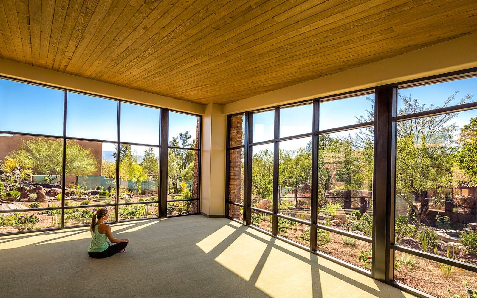 best luxury wellness retreats in the USA, american wellness retreats