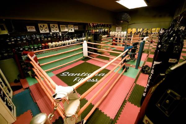 Hong kong boxing gym