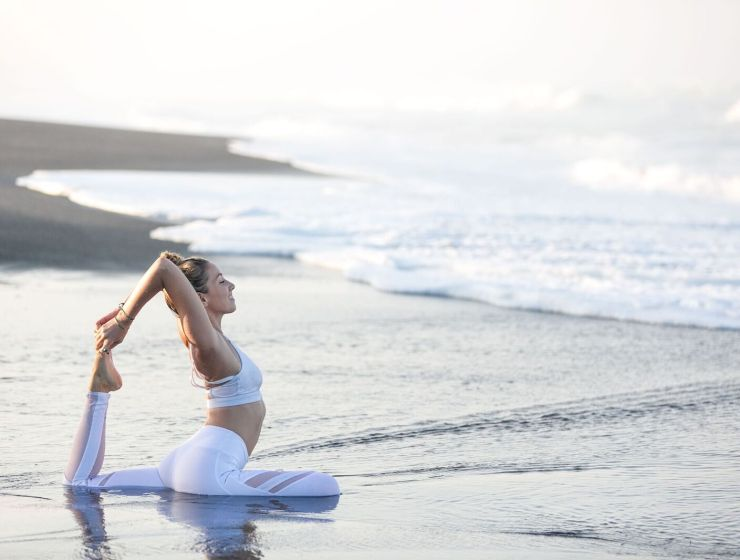 yoga retreats in the maldives