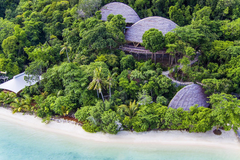 bawah reserve, bawah island, indonesia, singapore, wellness resort, luxury, private island