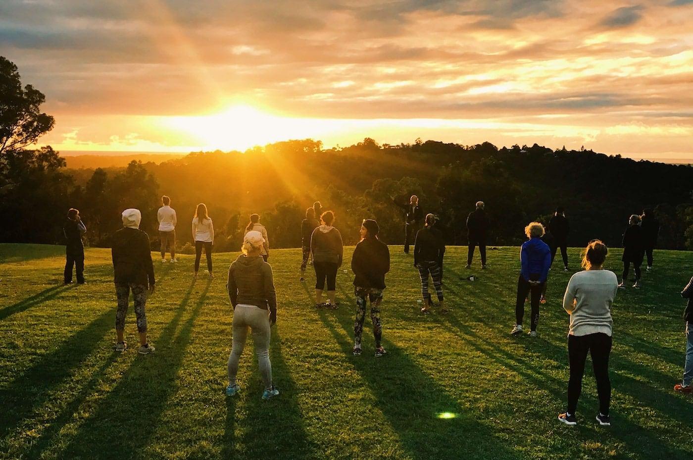 Image courtesy of Gwinganna health retreat, australia, wellness retreats, luxury