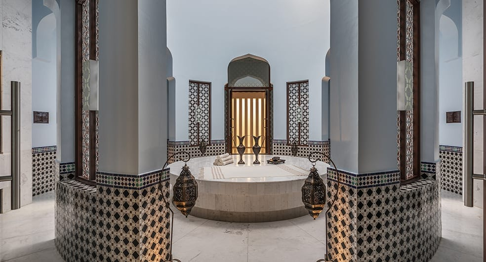 best wellness resorts in the middle east, best wellness retreats in the middle east, luxury wellness retreats, luxury spas, middle east, dubai, jordan, oman, turkey