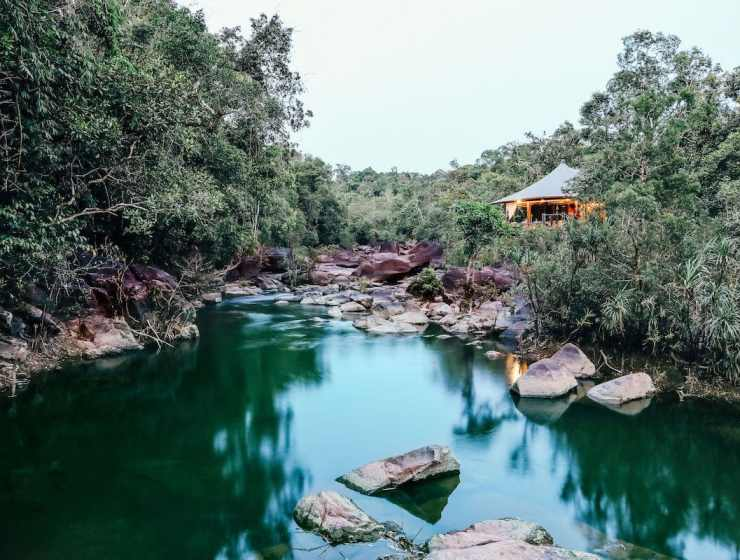 Shinta Mani Wild, cambodia, wellness in cambodia, jungle retreats, luxury wellness retreats, eco retreats, sustainable retreats