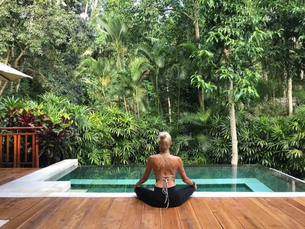 Four Seasons Sayan, bali resorts, bali wellness retreats