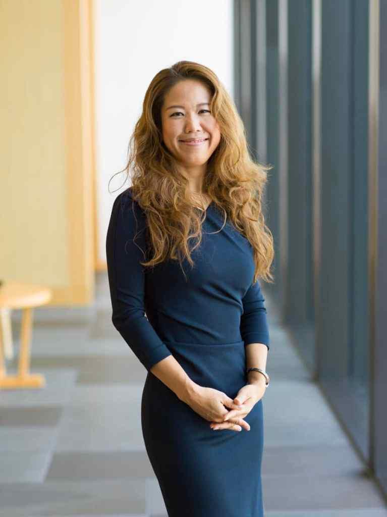 Yuki Kiyono, the Aman Group Director of Spa Operations