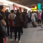 Heathrow airport chaos
